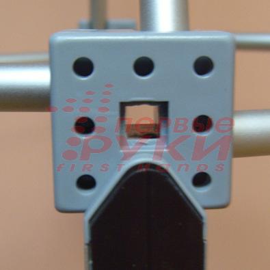 Магнитные планки мобильного выставочного стенда Magnumm Elit для дополнительной жёсткости конструкции