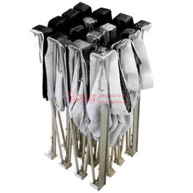 Разбор тканевого зонтичного стенда Expobrother Pop-up Display Fabric (экспоброзер попап дисплей фабрик)