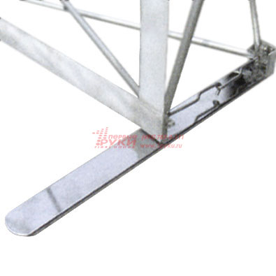 Ножки решётки тканевого зонтичного стенда Expobrother Pop-up Display Fabric (экспоброзер попап дисплей фабрик)