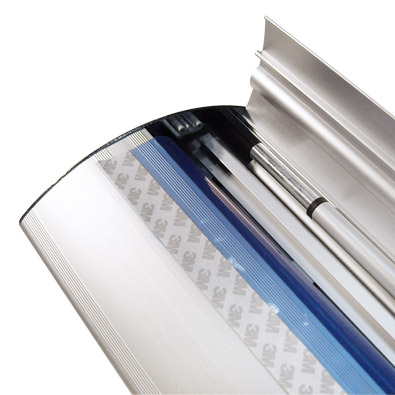 Штатив мобильного выставочного стенда Expobrother Roll-Up Lux(экспоброзер роллап люкс)